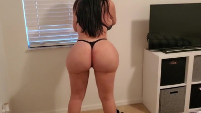 Curvy Instagram Model Gets Hard Fucked