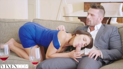Busty Adriana Chechik Hot Fucks Her Boss