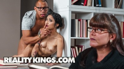 Petite Slutty Asian Avery Black Takes BBC
