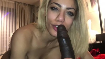 Blonde Bitch Amber Alena Destroyed by BBC - XVideos