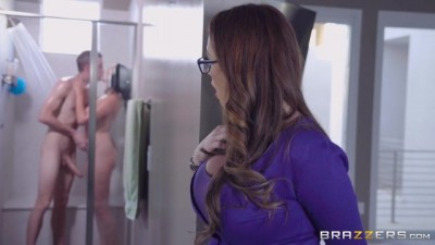 Brazzers - Two horny milfs fight over huge cock