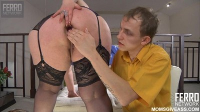 BBW Step Mom Wants Step Son Cock's