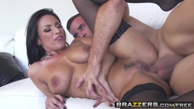 Anissa Kate & Keiran Lee - Sexy hottie fucks the maid