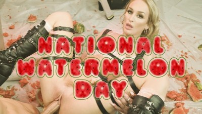 TeenCurves - National Watermelon Day