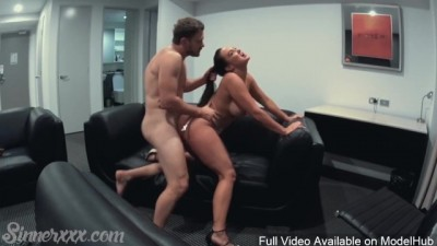 BOSS HAS HARDCORE SEX WITH SEXY PERSONAL ASSISTANT