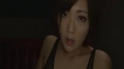 Tomoka Sakurai Sucking Two Big Cock