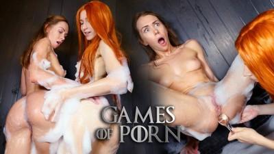 Game of Porn Episode 5 - Hidden Lesbian Sex