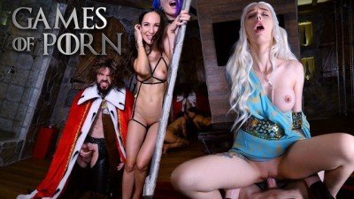 Game of Porn Episode 2 - Slutty Chick Wants North's Dick
