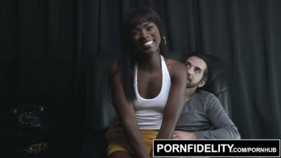 Pornfidelity - Ana Foxxx and Donnie Rock Get Intimate
