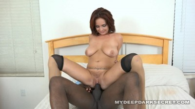 My Deep Dark Secret - Big Tit Slut Creampied and Bred Black Dick