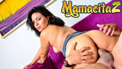 MamacitaZ - Juicy Ass Latina Gets Her Pussy Pounded Big Cock