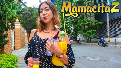 MamacitaZ - Picked Up Juicy Ass Latina Gets Her Pussy Pounded