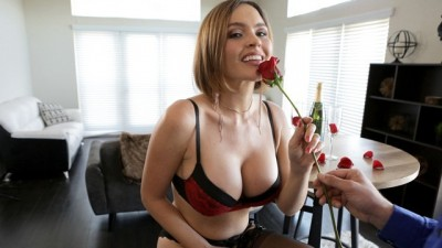 Fucking Sensual Valentine's Day with Best Friend Sister