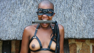 Safari Sex - Cuckold Outdoor African Sex Lesson