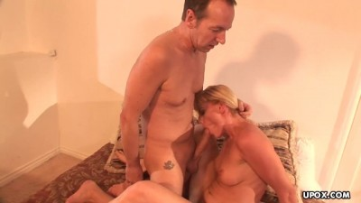 Upox - Darryl Hanah Is Having Amazing Anal Sex With Her Ex