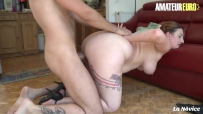 Amateur Euro - Bootylicious French Wife Cheats And Rides Neighbors Big Cock