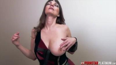 Pornstar Platinum - Stepmom Fucked After Teasing In Cosplay