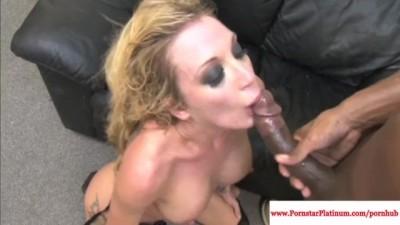 Pornstar Platinum - Tristyn Kennedy Interacial Foursome Fun