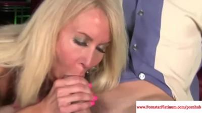 Pornstar Platinum - Erica Lauren Gets Mouthful Of Cumshot