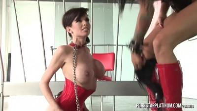 Pornstar Platinum - Angelina Valentine In Domination Of Veronica Avluv