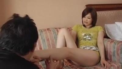 All Japanese Pass - Asian bitch Yui Matsuno Sucks and Fucks