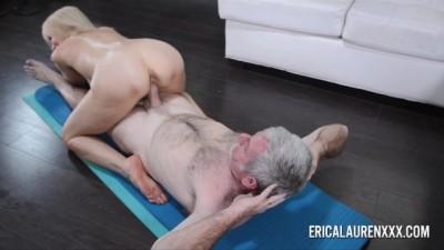 Pornstar Platinum - Erica Lauren and Jay Crew Sexercise