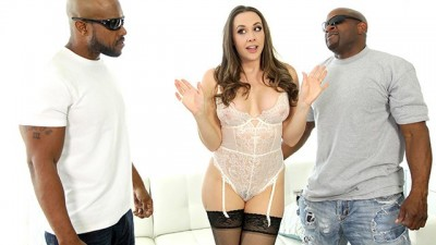 Big Black Surprise - Chanel Preston