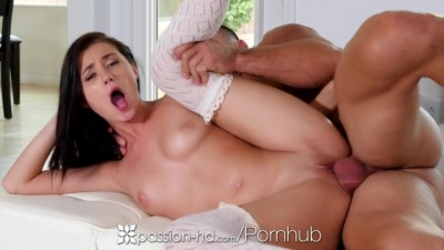 Fucks his step daughter Sexy Carolina Sweets on Thanksgiving