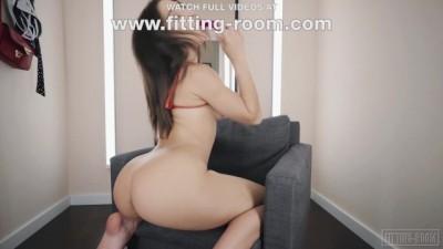 Big Booty Sexy Abella Danger Anal Masturbates in Store