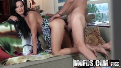 MOFOS - My Neighbor to a Hidden Camera and then he Fucked.