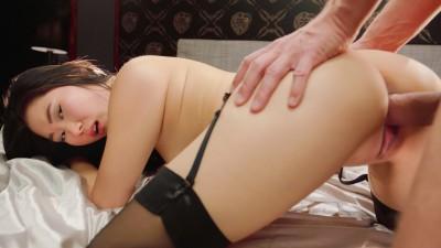 Fetish sex session w/ lovely Spanish Asian babe Katana