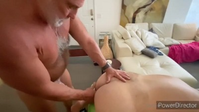 Daddy William and his friends amazing anal sex