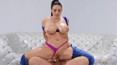 Angela White is Anal Queen