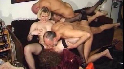 Kinky Austrian Orgy Sex Party - Homemade Party