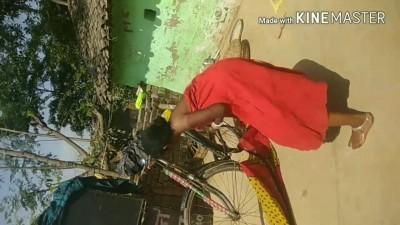Bhabhi natesan Mein video Banaya