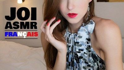 JOI, Sensual French ASMR this Young Teen Takes Care of you | Héléa Fauvel
