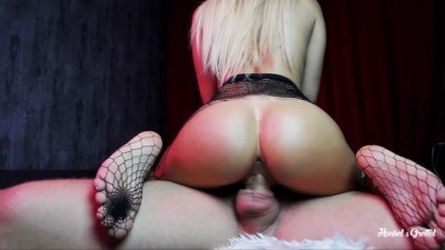 Beauty Sexy Girl Gets Hard Fucked.. OIL & CREAMPIE
