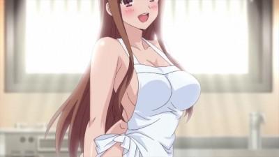 Big Tits Schoolgirl HENTAI (Uncensored)