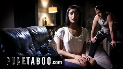 PURE TABOO Slutty Emily Willis gives it up to new Handsome Step-Uncle