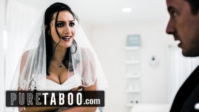 PURE TABOO Bride Confronted by Brother of Groom who Wants Anal Payback