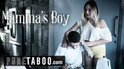 PURE TABOO Forbidden FUCK with Step-Mother