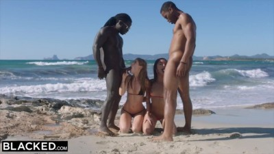 BLACKED - Slutty Chicks looking for Men on Vacation