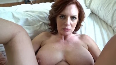 Horny Milf Andy Fucks Her Step Sons Big Cock!
