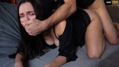 He Cum Inside His Step-Sister