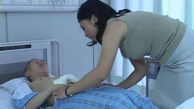 Japanese Mature Helps Step-Son