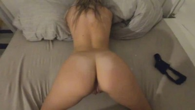 Gorgeous Fit Girl Fucked before Bedtime POV