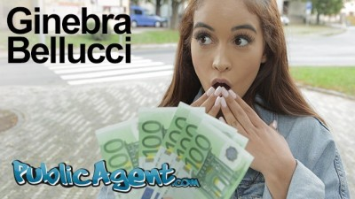 Public Agent University Student Ginebra Bellucci definitely needs Cash
