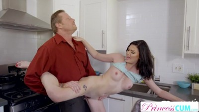 PrincessCum - Slut Daughter Begging to take her Step Daddy's Dick