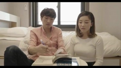 Horny Korean Student Fuck her Sexy Private Tutor