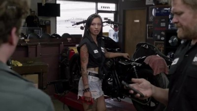 LEVY TRAN SHAMELESS AMAZING ROUGH SEX SCENES